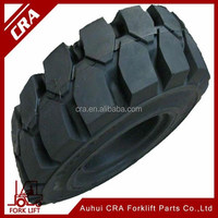 Solid Tyre for Forklift Tyres Prices of Forklift Spare Parts