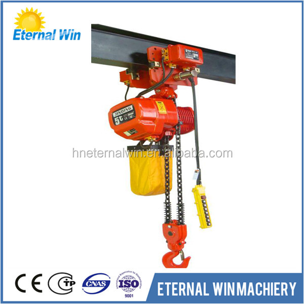 Chain hoist excel engine hoist block