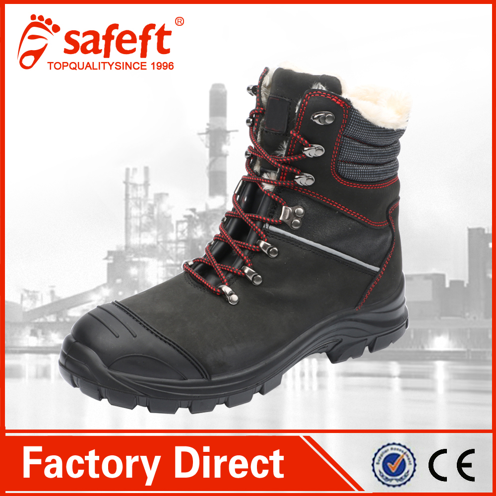 The best steel toe high work boots/safety boots man