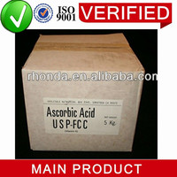 Payment in long-term(60 days; 90 days) is available high quality granular coated ascorbic acid