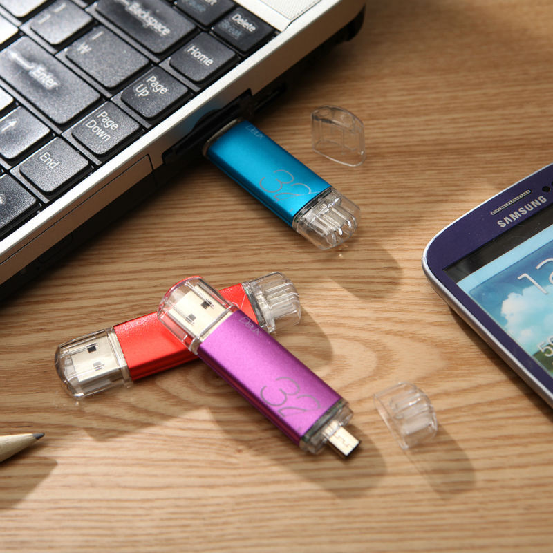 OTG USB Drive 8GB for Android smart phone