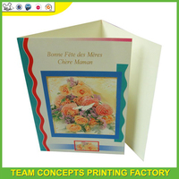 New design happy greeting card making kit