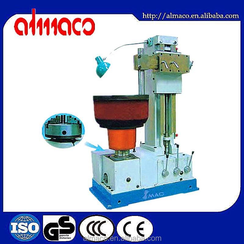 china profect and low price brake shoe repair machine T8370 of ALMACO company