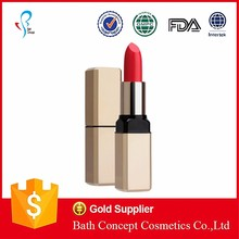 Red color Lipsticks with Aloe Vera and Vitamin E