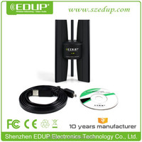 Mini USB WiFi 150Mbps Wireless Adapter 150M LAN Card 802.11n/g/b with Antenna