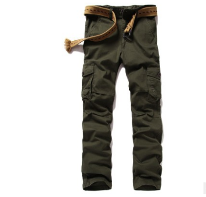 Cheap wholesale cotton mens work camouflage pants army trousers