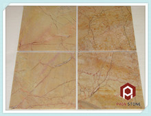 Perlato Svevo/Jinhua Cream Chinese natural stone polished and honed marble tile Marble counter top and Marble Floor tile