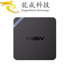 Cheapest products T95N TV box MINI m8s pro 2GB/8GB 1G 8G Amlogic S905 Android 5.1 Smart Set Top Box
