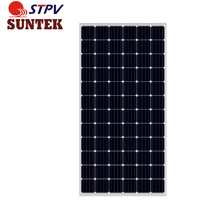 310W Monocrystalline price per watt solar panels For home use