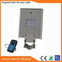 Best Selling Products 2017 Camping Equipment OEM Logo Printed led solar street light dc12v/24v with best service and low price