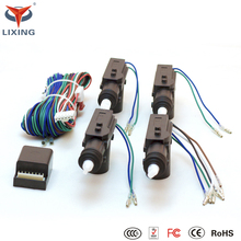 New 12V /24V Car Central Lock System With Universal 4 / 2 Door car center lock system
