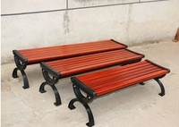 simple used wooden bench design