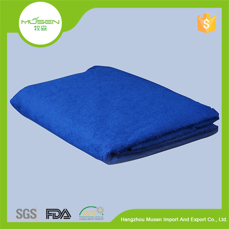 Gold Supplier China Blue Bed Bug Prevent Machine Washable Waterproof Mattress Protector