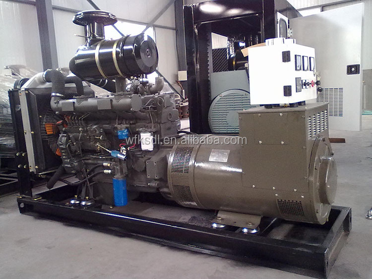 100kw 125kva self start generator with ATS system