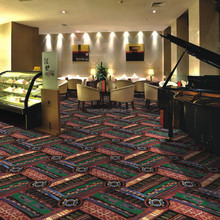 high quality wall to wall high end axminster carpet K002