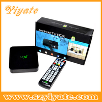 Newest TV box android 4.2 google internet tv box with Skype and Youtube full hd 1080p