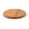 mobile phone charger Bamboo Wood wireless charger for Samsung