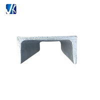 Building Material Galvanized C Shaped Post