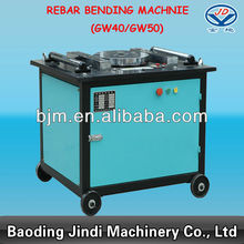 Reinforcing steel bar bending machine to bend any shape(GW40/GW50)