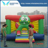 Fast shipping barry factory price cartoon mini inflatable bouncer