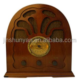 Rétro Table Radio AM/FM Radio - ANKUX Tech Co., Ltd