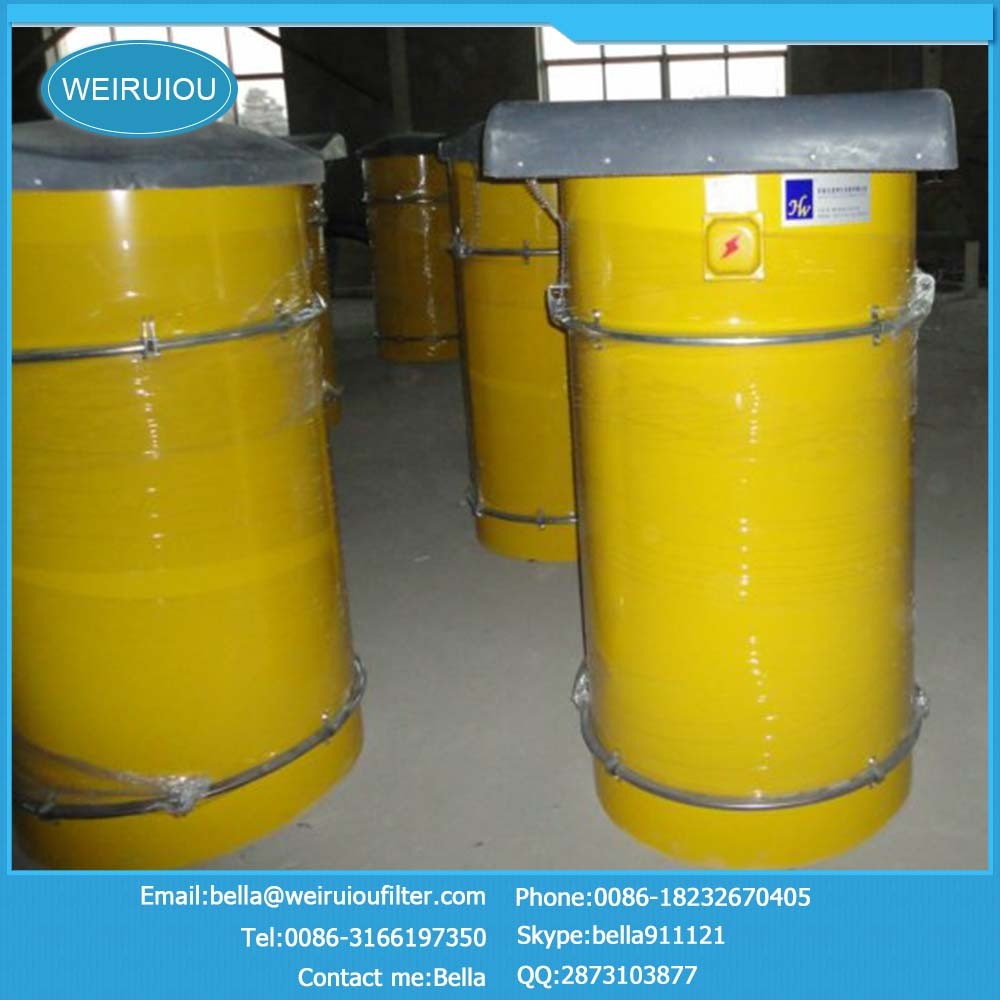 Carbon steel Cement Silo Filter and popular cement silo baghouse filter