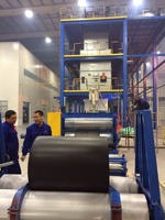 PVC-PVG flame retargent conveyer belt production line