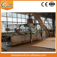 Automatic continuous thermoforming vacuum packaging machine