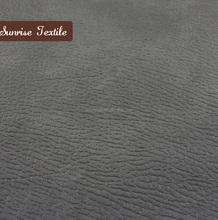 high quality custom embossed furniture polyester fabric reliable China exporter