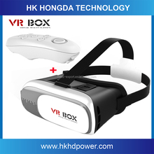 VR headset 3D glasses virtual reality 3D VR headset google cardboard glasses for playstation 4