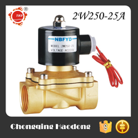 1 inch water air solenoid valve