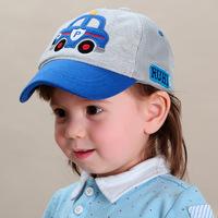 S31627W Children new korean style trucker cap baseball hat