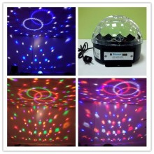 Disco /DJ/ KTV Club Stage Lighting LED Crystal Magic Ball Light