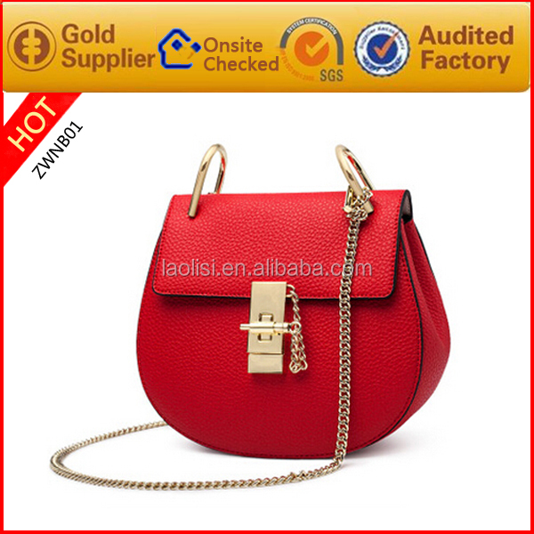 2017 newest most fashionable wholesale fancy ladies side bags