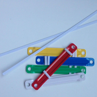 70mm Colored Plastic Paper Fastener