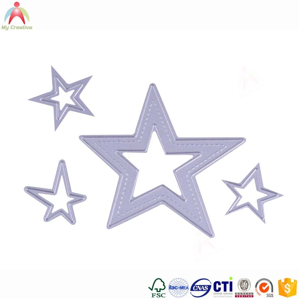 Wholesale custom craft cutting dies cut for card making