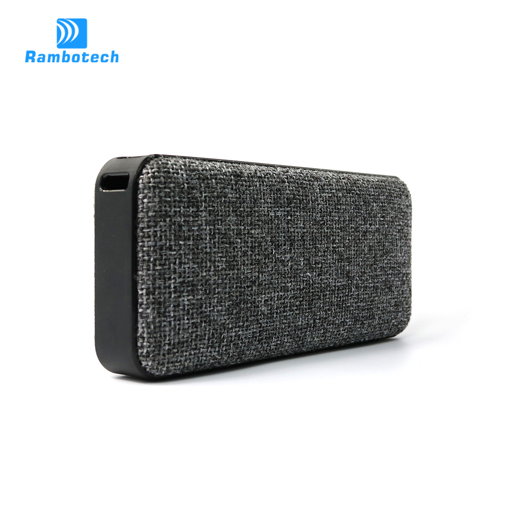 2017 Newest Hifi Sound Stereo Clothing 4.1 Bluetooth Speaker for Sports, Lightweight Mini Wireless Stereo Speaker RS600