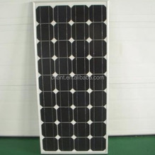 Small power 100w 72 cells PV monocrystalline solar panel price for home system