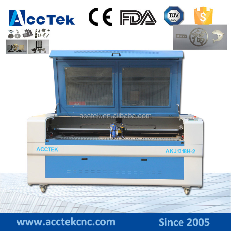 New product 150w metal cutting laser cutting jewelry machine 2mm stainless steel