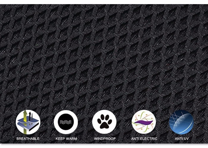 2016 New 100% polyester knit fabric mesh fabric for sports shoes