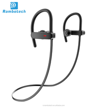 High quality low price factory wholesale 100mAh 8 hours music time bluetooth headphones wireless headset bluetooth 4.1 earbuds