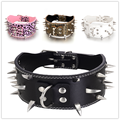 Supply Spiked Studded Large Unique Dog Training Collars