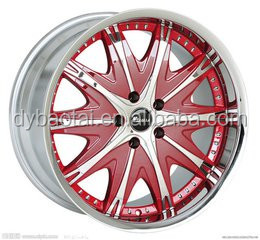 New brand 2016 alloy wheels for car for sale