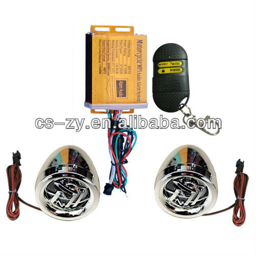 anti-hijacking motorcycle alarm/one way motorcycle alarm system