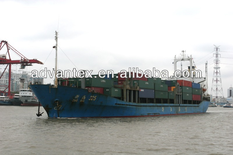 Shipping charge from Xiamen to SUDAN