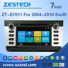 7 inch car audio system for suzuki swift 2007 car audio player with gps japan car radio dvd player