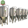 Home Pub Restaurant Small Brewery Stainless Steel Conical Fermenter