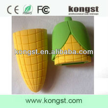 Extemal hard disk usb 2.0 adapter small size bulk 1gb usb pen drives sweet corn food usb flash memory stick