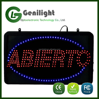 Customized LED Open Signs in Native Language