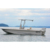 Custom large boat aluminum tube t top fishing boat folding hard T top